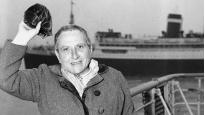 Is dead, portrait incomplet de Gertrude Stein  